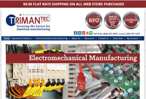 Trimantec Home Page